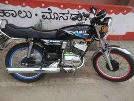 Rx 135 Yamaha