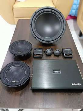 Paket audio AGAKO
