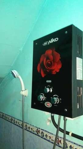 Water Heater_Shower air Hangat ( Tanpa Listrik)