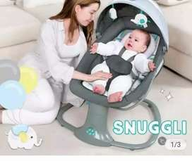 Snuggli bouncer