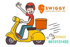 SWIGGY REQUIREMENTS FOR FOOD DELIVERY