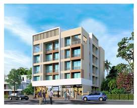 Tripartie 1BHK flats in Karanjade @ 33 lakhs all inc