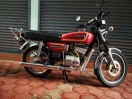 Yamaha rx 135 tiger