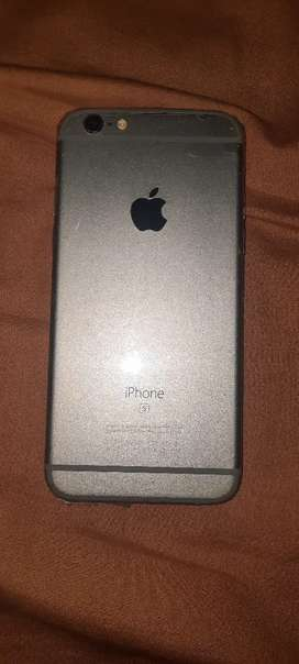 APPLE iPhone 6s (silver 64 GB)
