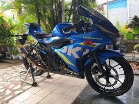 Bismillah.. JUAL GSX R 150 murah