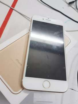 iPhone 7 32gb with bill 6month month sellers warranty