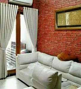 Curtain Tirai Hordeng Gorden Korden Blinds Gordyn Wallpaper