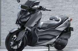 Yamaha Xmax warna abu mulus bandung kodya,cbr , ninja , nmax