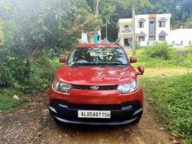 Mahindra Kuv 100 G80 K2 PLUS, 2017, Diesel