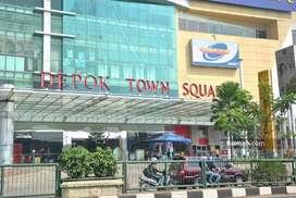 Booth di mall Detos bkn zona kuliner hanya 200rb/bln