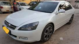 Honda Accord Thailand 2007