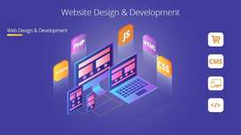 Quality Web designing and development at affordable price