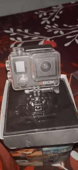 dijual kamera SBOK 4K PRO dan TRIPOT