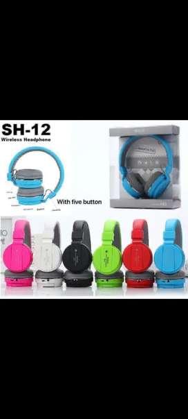 Headphone New SH - 12