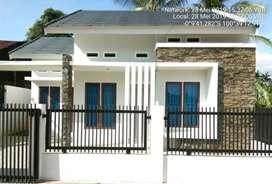 Rumah cluster murah di panam Wil kota Pekanbaru 20jt sampai akad