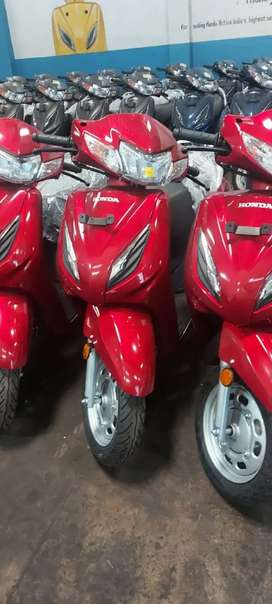 12000/- Honda activa 6g std down payment
