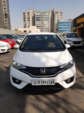 Honda Jazz V Automatic, 2015, CNG & Hybrids