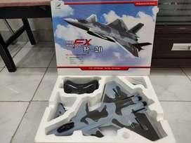 Remote Control Pesawat 2.4G FX930 Glider Veyron F-20