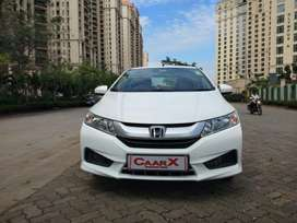 Honda City S, 2014, Petrol