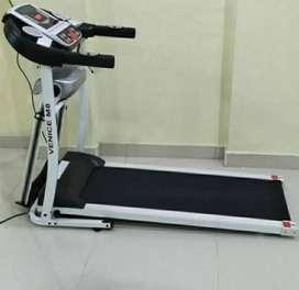 Treadmill elektrik venice, alat fitnes lari bergaransi ada tokonya