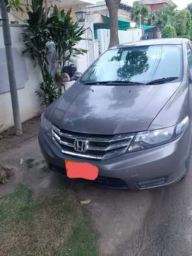 Honda city 2017 urgent sale