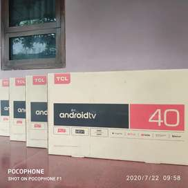 TCL 40A3 40 inch FHD HDR 1.5GB RAM  - Android 9, Netflix, Youtube