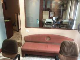 Office for sale fully furnised