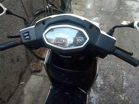 Signal hand bike