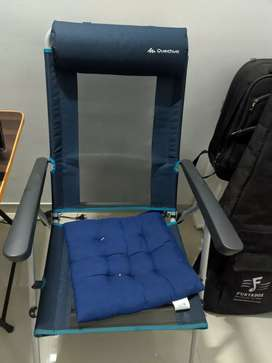 Really comfortable decathlon camping chair