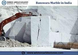 Banswara White Purple Marble Manufacturer SAMI Udaipur Rajasthan India