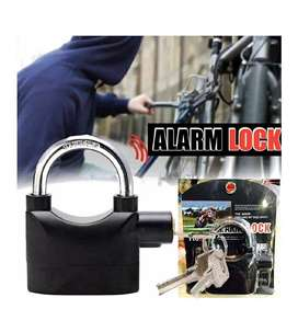 Alarm Lock problems use to stable your motormotorcycle to nearly