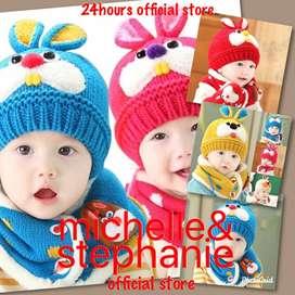 M&S ICTK19-Autumn/Winter Kids Baby Boy Girl Lovely Rabbit Pattern Warm