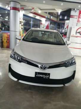 Toyota Gli 1.3 on Easy Installments