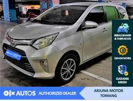 [OLXAutos] Toyota Calya 2016 1.2 G M/T Bensin Silver #Arjuna Tomang