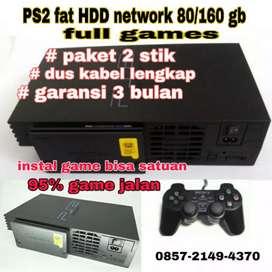 PS2 fat hardisk + na ( bukan USB)