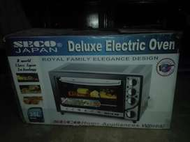 Seco japan Electric Delux oven