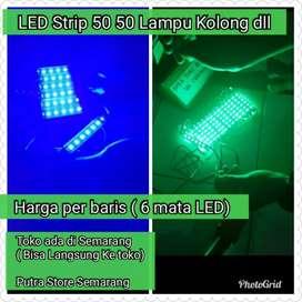 Led Strip Lampu Led 50 50 Led Modul SMD Pasang Sendiri dirumah