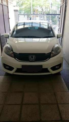 FS : Honda brio'18 AT White