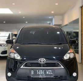 Toyota Sienta 1.5 V AT 2018, Kilometer 4000