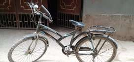 Bicycle is in good condition. It is running on Road. Everything is ok.