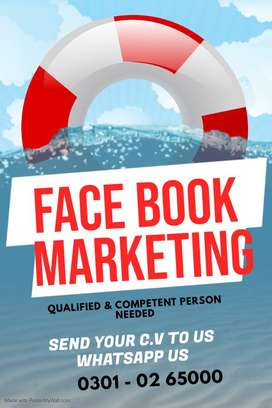 facebook marketing jobs