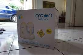 Crown Super Baby Food Maker CR4338 CR-4338 Steamer