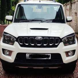 Scorpio s11 4x4 new car scartchless