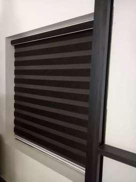 Zebra  blinds  & Exterior blinds