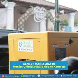 Rental Genset Bulanan Proyek Bandara Event Jogja Jawa Tengah
