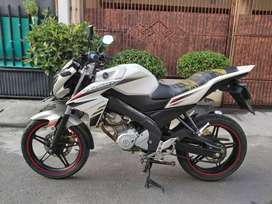 Yamaha Vixion thn 2014 pajak baru diperpanjang plat 2024 mesin halus
