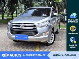 [OLX Autos] Toyota Kijang Innova 2017 2.4 G M/T Diesel Silver #Allison