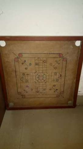 Carrom Board 2 in 1