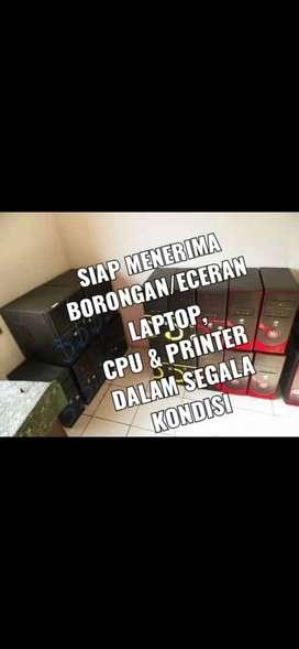 JUAL AJA LAPTOP,CPU,&PRINTER ANDA YANG TIDAK TERPAKAI !!