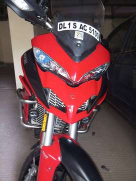 Ducati Multistrada 1200, Excellent Condition. Only Serious Buyers Pls
